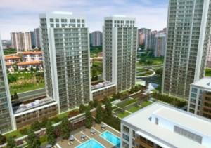 Halkalı Elite City Evleri nde 2+1 daire 326 bin TL 1 yıl erteleme kampanyasıyla