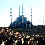 TOKİ mimarları Çamlıca'da!