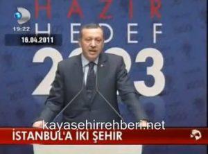 istanbul'a iki şehir