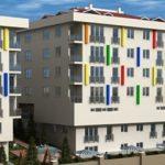 Şehrin Rengi evleri