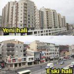 Zeytinburnu Kentsel Dönüşüm İçin Yıkılıyor