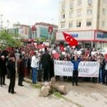 Tuzla'da Kamulaştırma protestosu