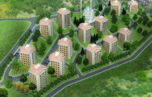 TOKİ İstanbul Şile Evleri başvuruları