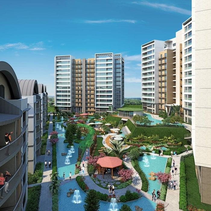 Seyran şehir Projesi