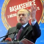 İbb'den Başakşehir'e İl Bütçesi Kadar Yatırım