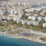 Ataköy sahilde inşaata devam