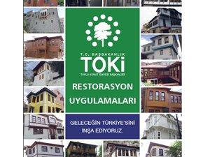 TOKİ'nin restorasyon