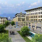 TOKİ'den İstanbul Medeniyet Üniversitesi kampüsü