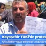 Toki Kayaşehir'de Sıcak Su Fatura Sorunu Hala Devam Ediyor