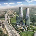 Skyland İstanbul'da büyük rant