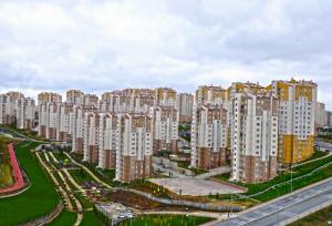 TOKİ'den Yeni Kayaşehir 544 konutluk proje