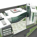 Tuzla Devlet Hastanesinin inşaatı başladı
