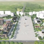 Başakşehir'in yeni kent merkezini tanıtan video