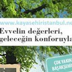 Kayaşehir Yeni Proje: Evvel İstanbul