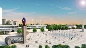 Başakşehir Kent Meydanı