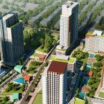 Nurol Park hızla yükseliyor