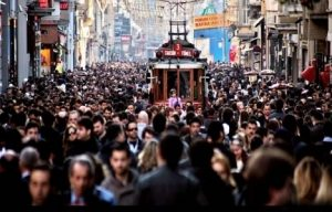 İstanbul'un nüfusu