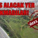 Yeşil alanları TOKİ'ye sattılar