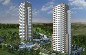 MN Bahçeşehir projesi 4. Etap daireleri