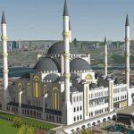 Çamlıca Camii ne zaman Bitecek?