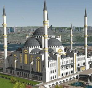 Çamlıca Camii ne zaman açılacak