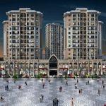 Başakşehir Meydan Dükkanları Satışta