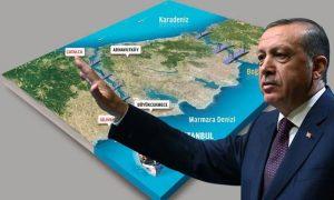 kanal istanbul açıklaması