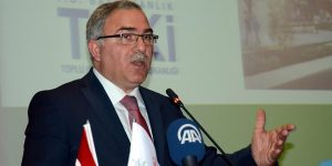 Toki başkanı Ergün Turan