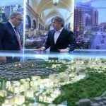 TOKİ Başkanı Okmeydanı kentsel dönüşüm projesini inceledi