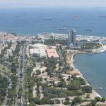 Ataköy sahilinde yarımada inşa ediliyor