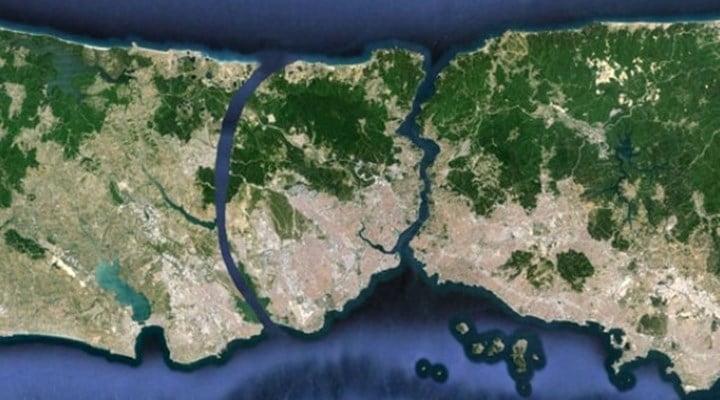 arazi vurgunu kanal istanbul