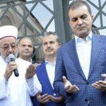 Aziz Mahmut Hüdayi Türbesi'nin restorasyonu tamam
