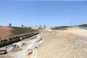 Kayaşehir'e Yeni Yol Çalışması