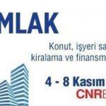 CNR Emlak 2015 Fuarı Kasım'da Yeşilköy'de!
