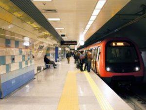 Ispartakule metrosu