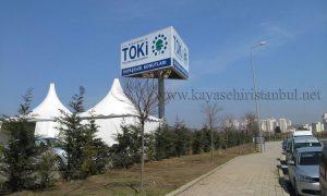 toki ofisi kayaşehir