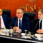 MÜSİAD Ankara'nın konuğu TOKİ Başkanı