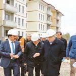 TOKİ'den Doğu'ya 43 bin yeni konut