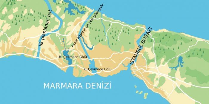 bakan yıldırım kanal istanbul