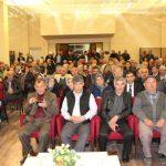 Nevşehir'in Avanos'ta TOKİ toplantısı