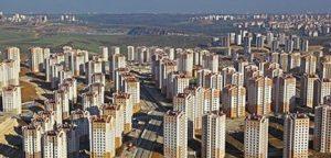 Toki İstanbul için 4 Yeni Konut Projesi