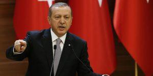 Cumhurbaşkanı R. Tayyip Erdoğan