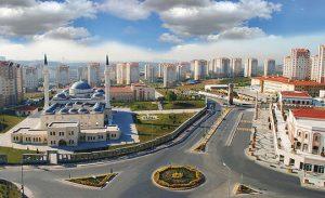 TOKİ, Başakşehir