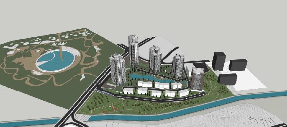 Makro İnşaat Kayaşehir Projesi