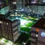Emlak Konut Başakşehir Evleri Işıklandırıldı