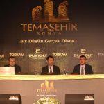 "Emlak Konut'tan ""Temaşehir Konya"" Projesi"