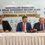Gaziosmanpaşa'ya 500 konutluk dev proje