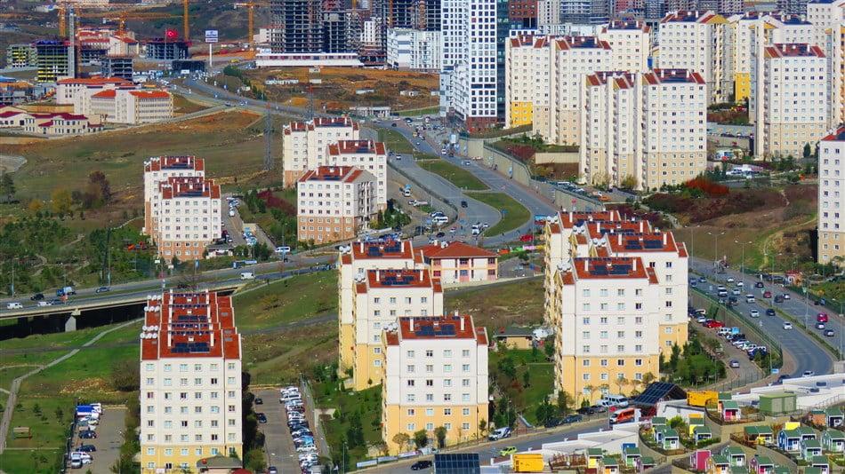 Toki İstanbul Kayaşehir Konutları