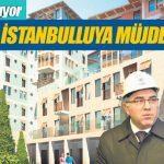 Toki İstanbul'da 15 bin yeni konut yapacak
