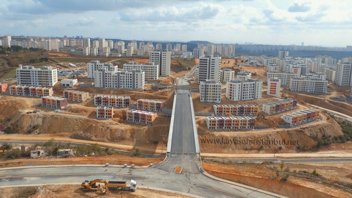 Toki Kayaşehir